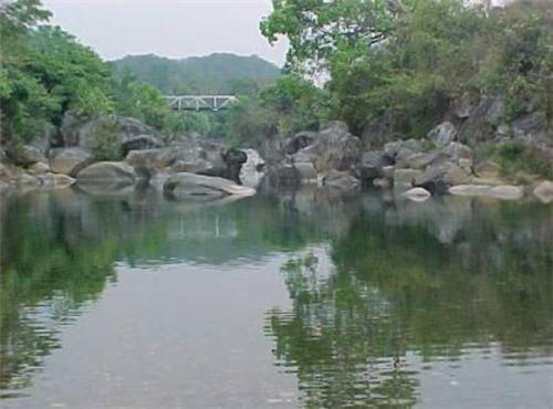 Lakes in Meghalaya