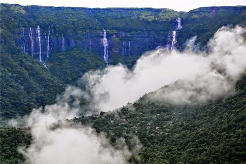 Honeymoon Destination in Meghalaya