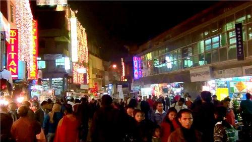 Markets in Shillong