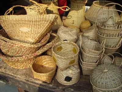 Arts and craft in Meghalaya