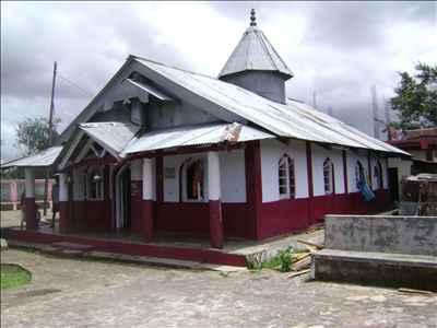 Temples in Meghalaya
