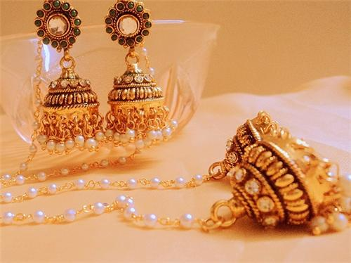 Jewellery shops in Mirzapur