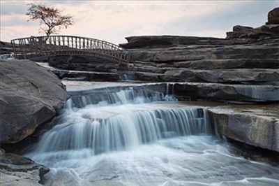 Windham Waterfall in Mirzapur