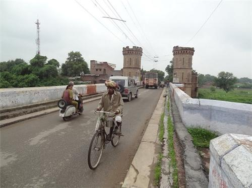 Mirzapur to Vindhyachal by road