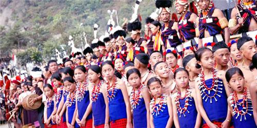 mizo tribes
