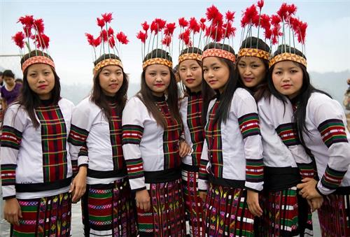 Mizo People