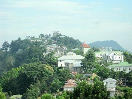 Destinations in Mizoram