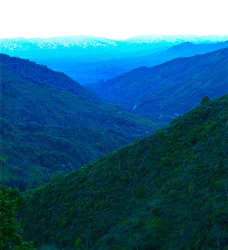 Blue Mountain Mizoram