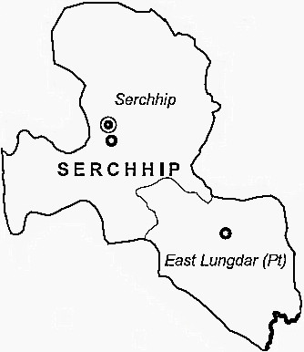 Serchhip Map
