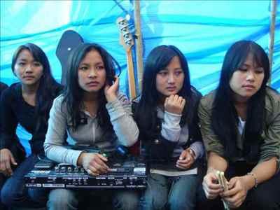 Rock Band of Mizoram