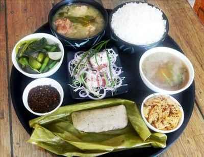 Food in Mizoram
