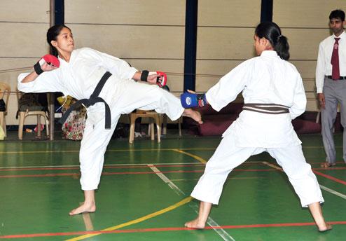 Madhya Pradesh Karate Association