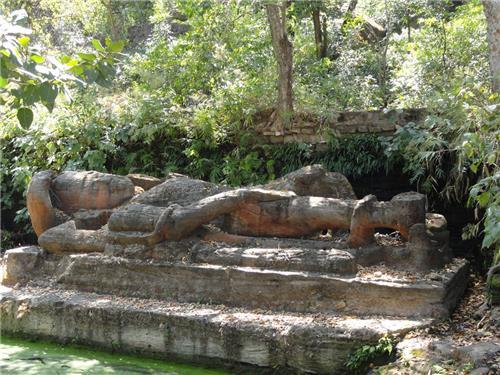 Monuments in Madhya Pradesh
