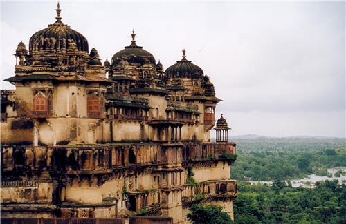 Orchha in Madhya Pradesh