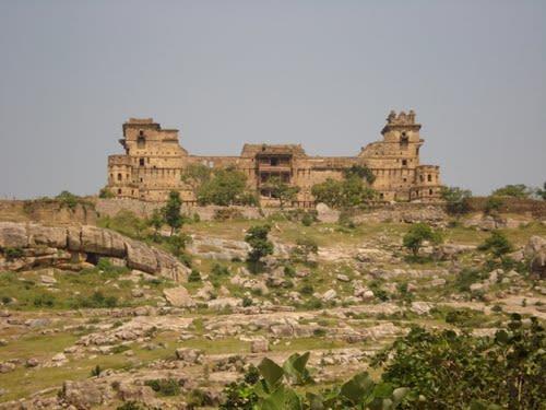 Madhya Pradesh Forts