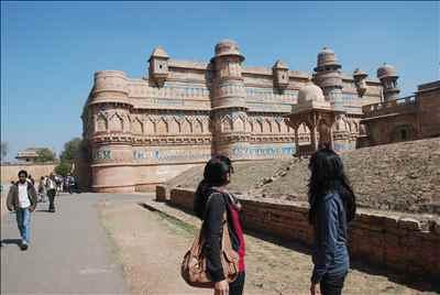 Forts in Madhya Pradesh
