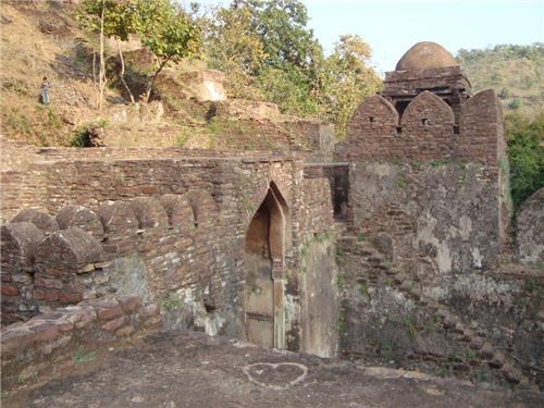 Singorgarh Fort in Madhya Pradesh