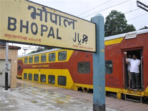 Railways in Madhya Pradesh