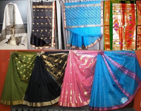 Saree Shops in Betul
