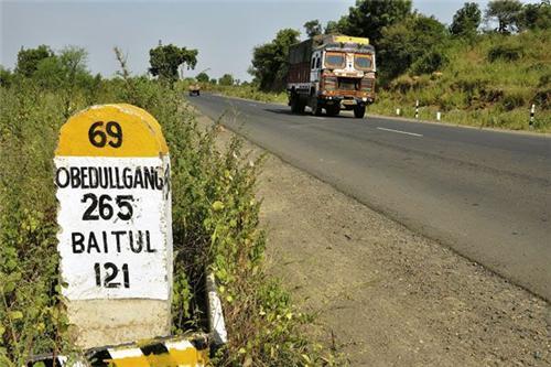 Roadways in Betul
