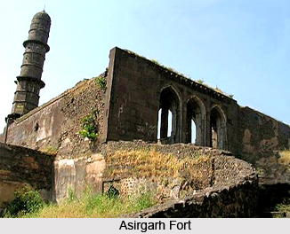 Places of Interest in Burhanpur