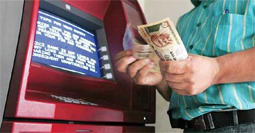 Major Bank ATMs in Burhanpur