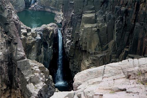 Waterfalls in  Chhatarpur