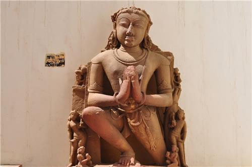 Chhatrasal Museum in Chhatarpur