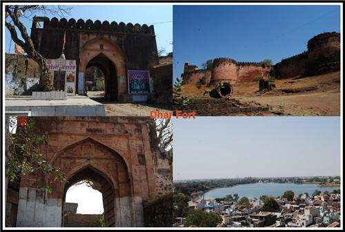 Places to visit in Dhar