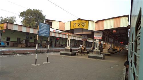 Railways in Harda