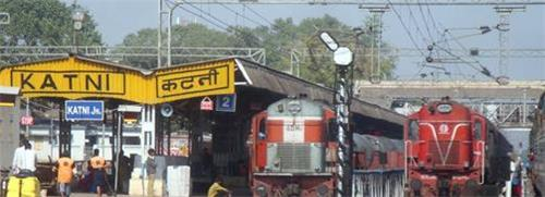 Trains from Katni to Satna