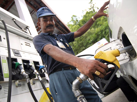 Fuel Stations in Khargone