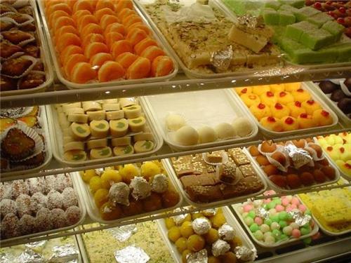 Sweet Shops in Khargone