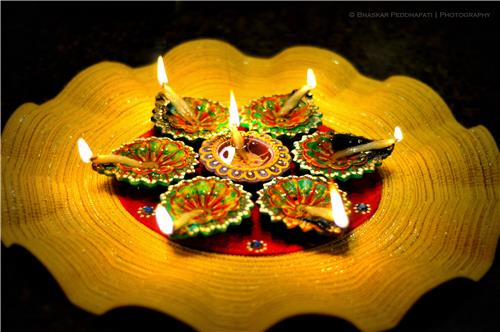 Diwali festival is celebrated with ample fun and frolics in Narsinghpur