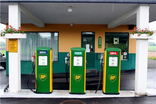Petrol pumps are lifelines in modern societies