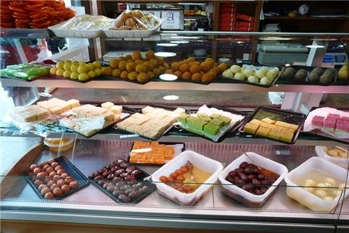 Sweet Shop in Omkareshwar
