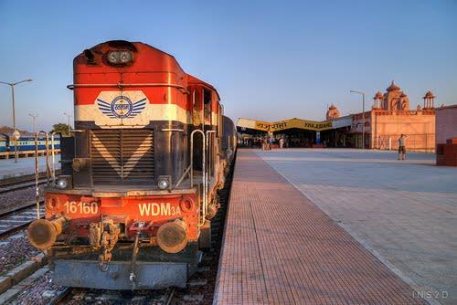 Transportation in Panna