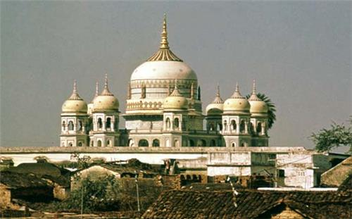 Temples in Panna