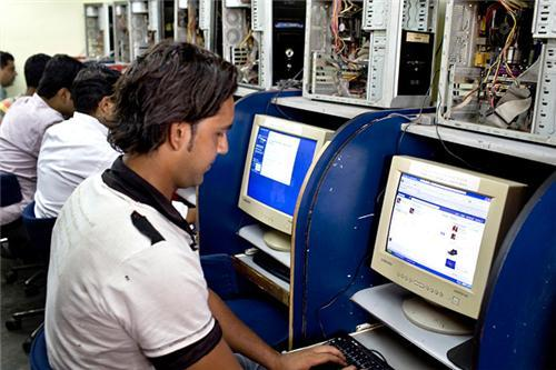 Internet Cafes in Sagar