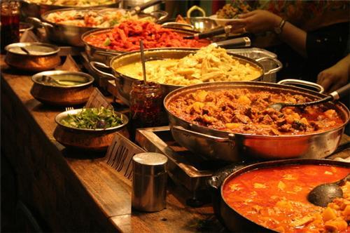 Caterers in Sagar