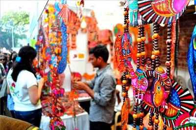Shopping in Sagar