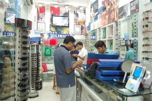 Optical stores in Sagar