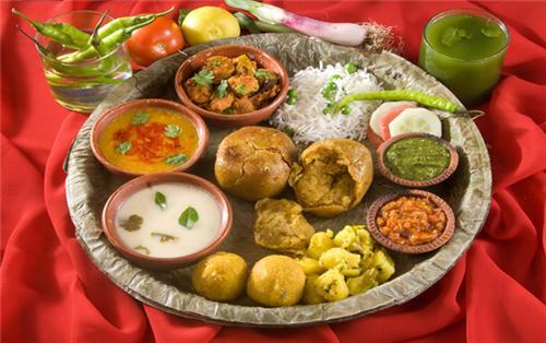 Food in Sagar