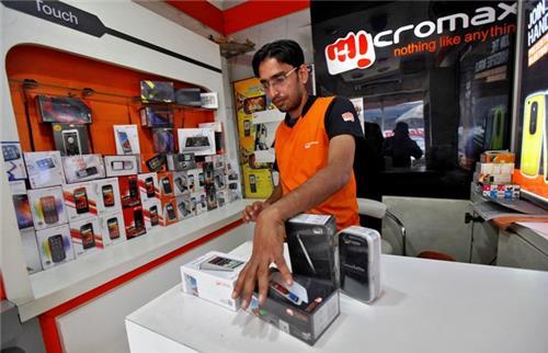 Mobile shops in Satna