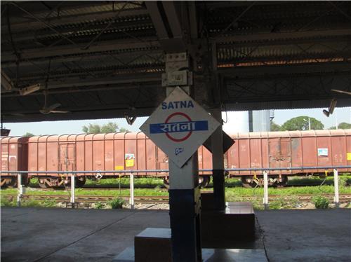 Railways in Satna