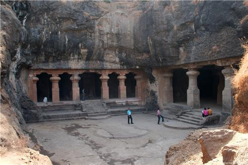 Preservation of Elephanta Caves
