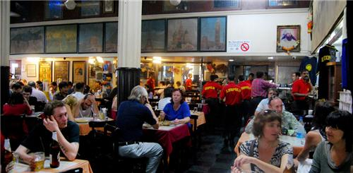 Leopold Cafe in Mumbai
