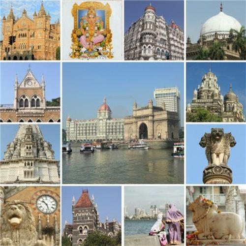 Monuments in Mumbai
