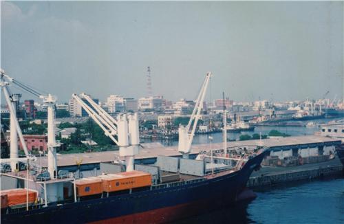 History of the_Mumbai Port