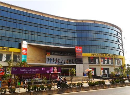 Phoenix Market City in Mumbai